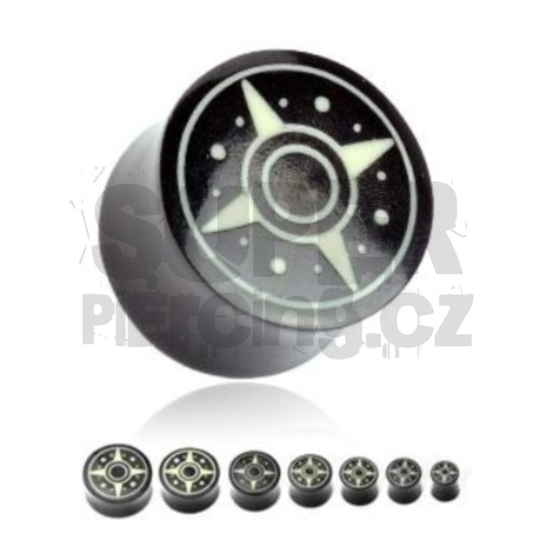 Plug do ucha 16mm
