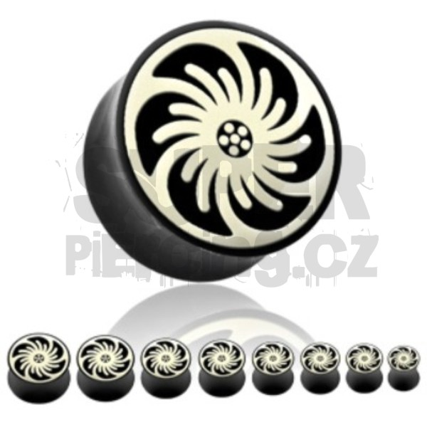 Plug do ucha 22mm