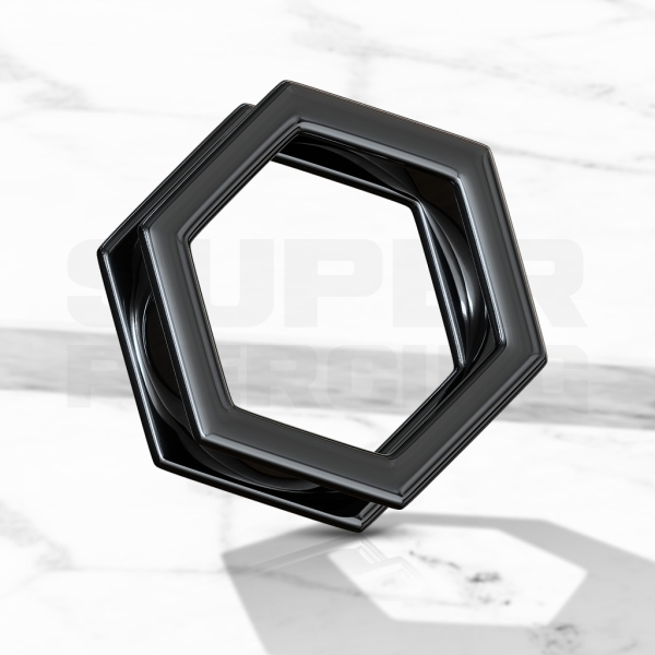Plug do ucha 16 mm hexagon