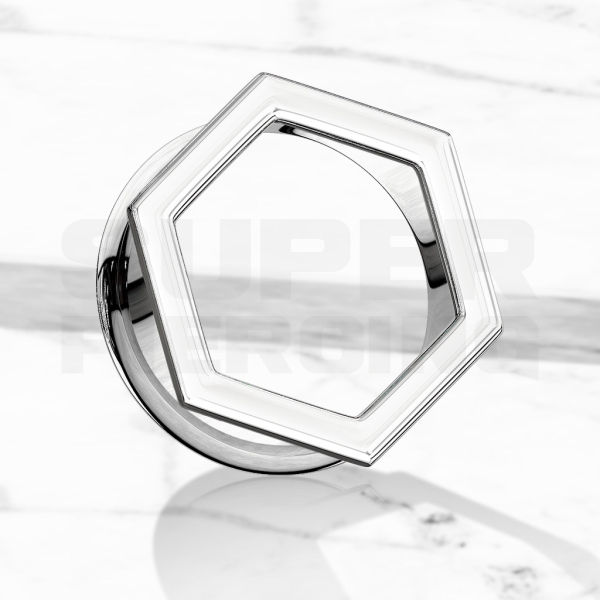 Plug do ucha 8 mm hexagon