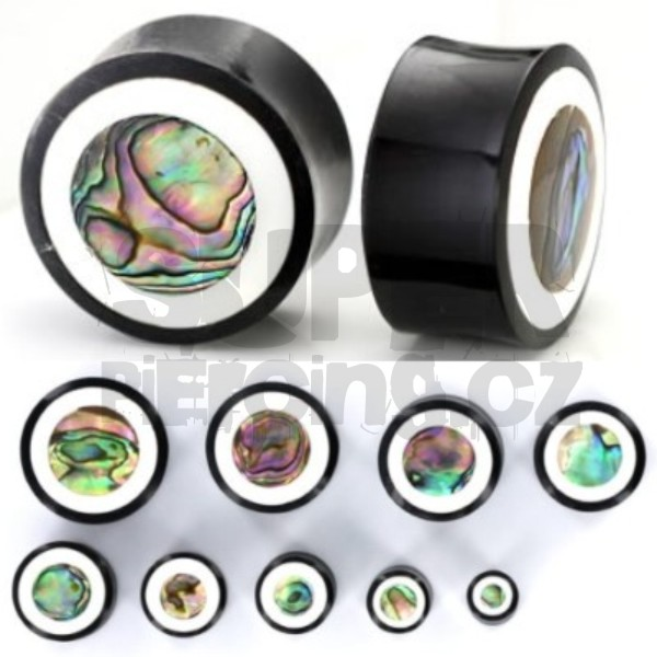 Plug do ucha 8mm