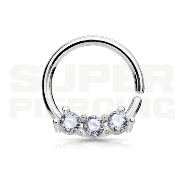 Septum kroužek 1x8mm